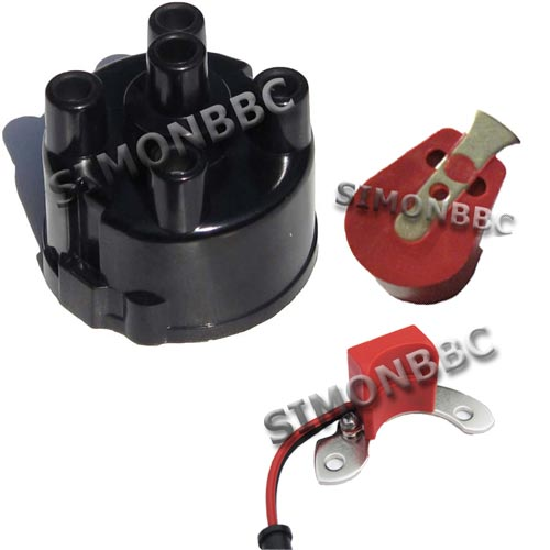 elektronische 45d tune kit rotor kappe mgb zeigt mini. Black Bedroom Furniture Sets. Home Design Ideas